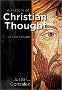 A history of Christian thought : in one volume