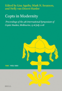 Copts in modernity : proceedings of the 5th International Symposium of Coptic Studies, Melbourne, 13-16 July 2018