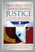 Preaching God's transforming justice, Year C