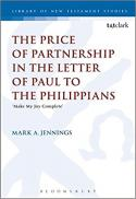 """The price of partnership in the letter of Paul to the Philippians : """"make my joy complete"""""""