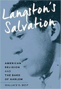Langston's salvation : American religion and the bard of Harlem