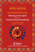 Moving in the spirit : report of the World Council of Churches Conference on World Mission and Evangelism, 8-13 March 2018, Arusha, Tanzania