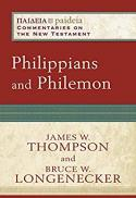 Philippians and Philemon (Paideia (Grand Rapids, Mich.))