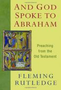 And God spoke to Abraham